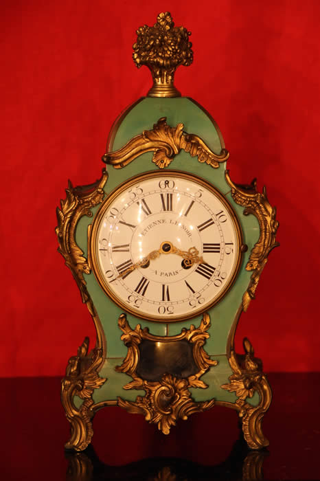 Wall Clock With Pendulum Brass Mechanisms